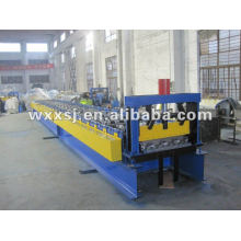 Stahlkonstruktion Panel roll Umformmaschine
