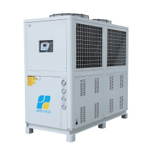25HP 22ton Air Cooled Hot Selling Industrial Water Chiller for Plastic Industry