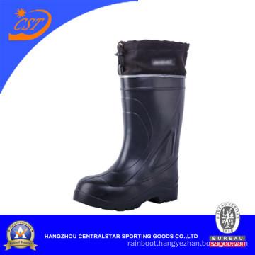 Black Lightweight Men EVA Boot 1103