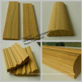 High Quality Black Teak Wood Moulding For Iraq with lowest price
