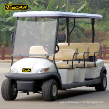 Custom 8 seater cheap electric golf cart for sale sightseeing car mini tour bus