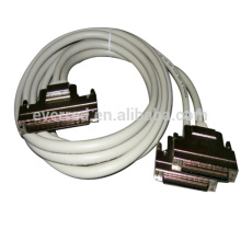 SCSI 100Pin to 68P Male*2 Splitter Cable