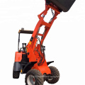 Electric front end loader CE ROPS