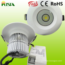 9W LED Recessed Ceiling Light for Indoor Application