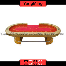 Gold LED Texas Poker Casino Tabla (YM-TB015)