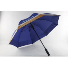 Paraguas publicitario impreso personalizado para golf
