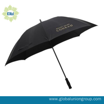 Wholesale Double Layer Custom Fashion Golf Umbrella