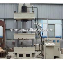 Automatische Vier-Säulen-Hydraulik-Heißpresse