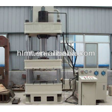 100ton four column hydraulic press