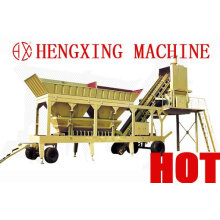 HZS50 Modular Automatic Concrete Batching Machine