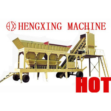 HZS50 Modular Automatic Concrete Batching Machine
