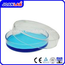 JOAN LAB Boro3.3 Plato de Petri de cultivo de tejidos de vidrio para uso en el laboratorio