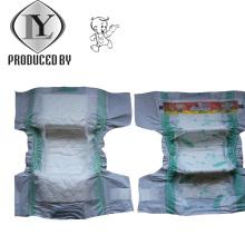 Fabricante Fornecedor Alta qualidade Super macio descartável algodão bebê fralda