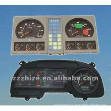 Cluster de instrumento de ônibus venda quente para Yutong e Kinglong / Bus peças de reposição