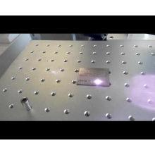 Cortadora portátil del laser de la fibra de la afición 30w para el precio del metal