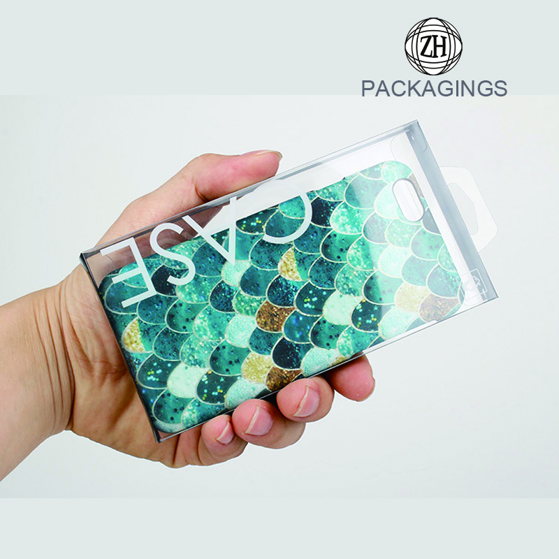 Mobile phone case packaging pvc