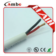 OFC conductors red black 2 core flat speaker wire
