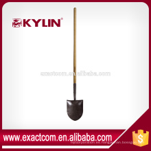 Construcción forjada Round Point Shovel Price