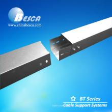 Sistema superior del trunking del cable de alambre eléctrico con ISO UL