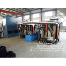 Stainless Steel Melting Electric Furnace, Steel Shell