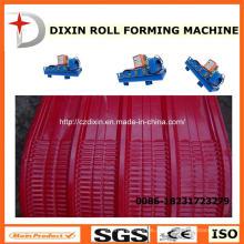 Curvatura do perfil do telhado de Dx / máquina do arco / rolamento