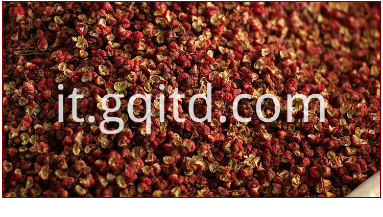 red prickly ash
