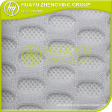 Polyester Spacer Mesh Warp Tricoté Coussin 3D Spacer Mesh Apparel