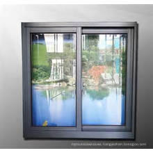 Latest Design Double Glazing Aluminum Sliding Window /Aluminium Windows Interior
