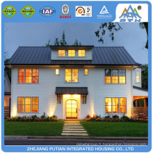 Maisons modulaires de luxe maisons préfabriquées Quality Choice