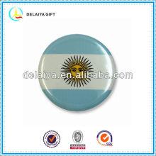 Флаг Аргентины олово знак