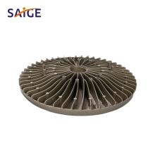 Custom High Pressure Die Casting Aluminum Radiator Heat Sink for Electronic Box, Telecom, Car, LED Light