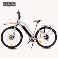 2017 BAFANG mid-drive bicicleta eléctrica hecha en China / best quality 36V350W ebike for sale
