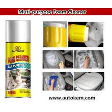 Spray de limpieza de espuma para uso múltiple