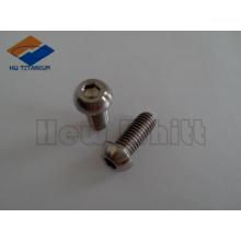 parafuso de botão de titânio de alta resistência M8 * 20