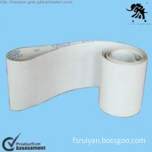 WJ315-5 Flexible  abrasive grinding belt for wood working