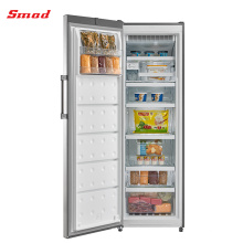 260L R600a Single Door Automatic Defrost Upright Commercial Freezer