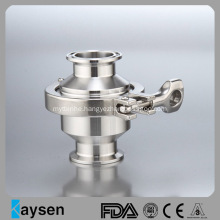 3A Sanitary check valves clamped end