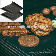 Easily Cleaned non-stick bbq cooking mat with high quality