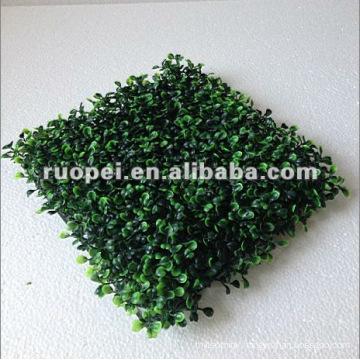 artificial boxwood topiary grass mat