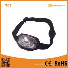 T03 AAA пластиковые кемпинга Открытый светодиодные фары