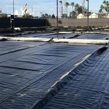 Revestimento para barragem de cinzas de carvão / em geomembrana em HDPE