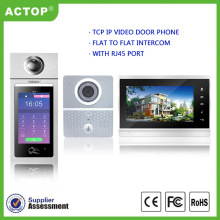 Multi Apartment Video Door Phone with Access Control