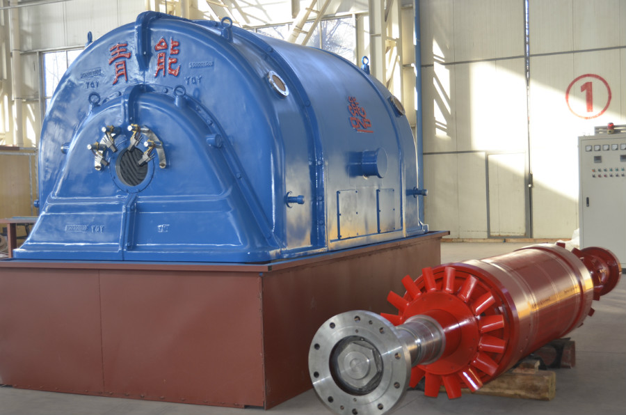 Steam Turbine Generator 15