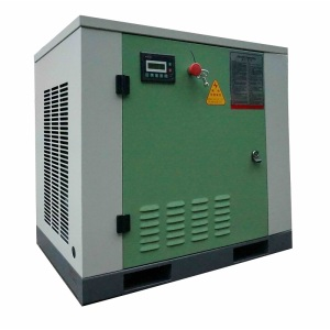 LK20ZB-8 VSD Belt Driven Screw air compressor