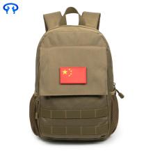 Outdoor waterproof military nylon backpack