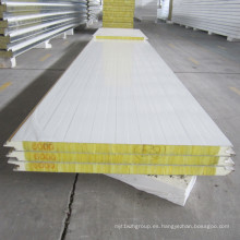 Wiskind Panel de sándwich de pared con aislamiento térmico a prueba de fuego de alta calidad