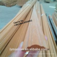 madeira de teca beeding na Índia moldagem de teto decorativo