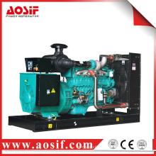 Groupe électrogène terrestre en Chine 315kw / 394kva 60Hz 1800 rpm moteur marin