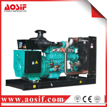 China top land generator set 315kw / 394kva 60Hz 1800 rpm marine engine