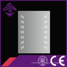 Jnh174 Más nuevo diseño claro espejo de baño con LED DOT